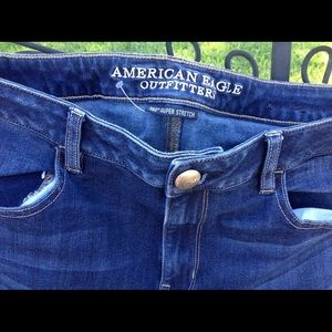 American Eagle Highrise Jegging, Size 14